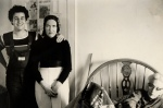 Newkirk with Edie (1976)