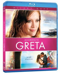 "HILARY DUFF, ELLEN BURSTYN AND... OCEAN GROVE STAR IN ""ACCORDING TO GRETA"" (EXCLUSIVE)"