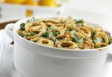 The Green Bean Casserole was originally created