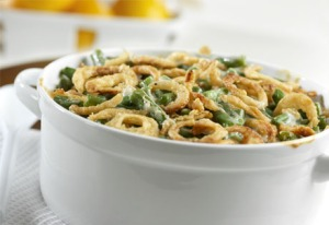 The Green Bean Casserole was originally created