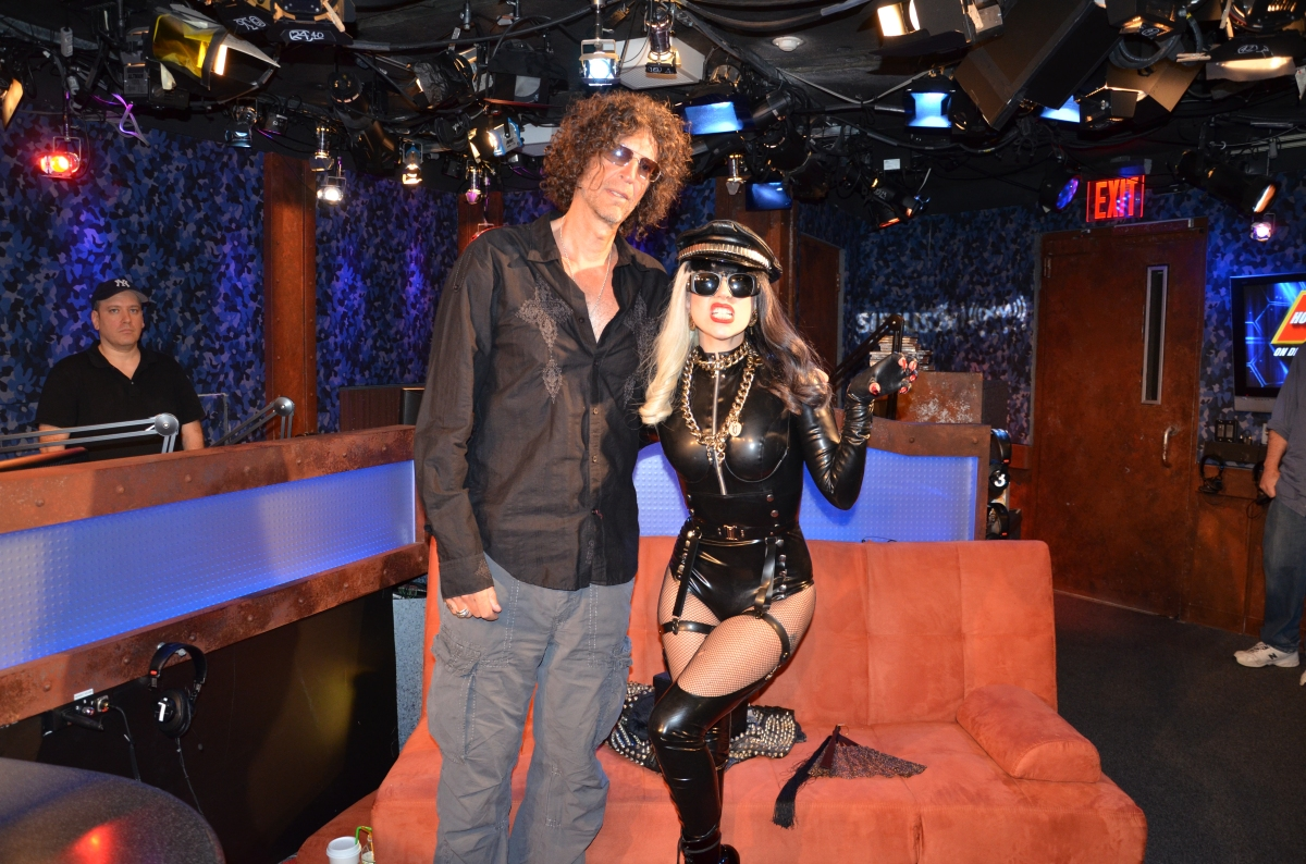 """""""I WAS MOVED"""": HOWARD STERN ON LADY GAGA'S LIVE ..."""