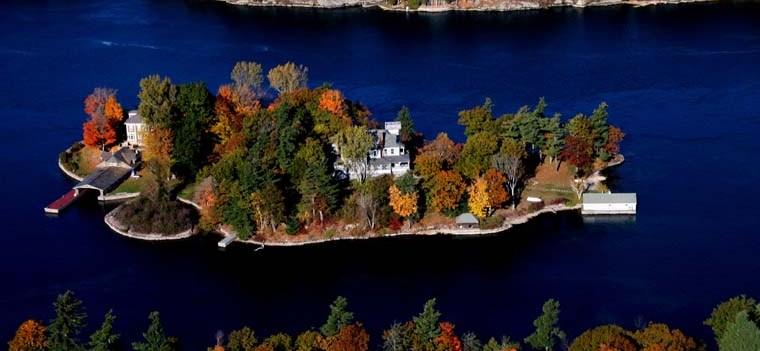 Island For Sale Thousand Islands Canada
