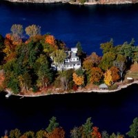 """COMFORT ISLAND"" FOR SALE: FIX 'ER UP GRAND VICTORIAN IN 1000 ISLANDS-AREA"