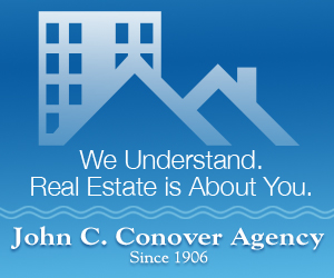 Part of the community for 105 years.  Click on the image above to learn how Conover makes real estate about you.