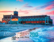 Asbury Park 2012 Calendar by Mike Black.  Image used with permission.