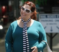 Carnie Wilson has to stop talking about her weight struggles.