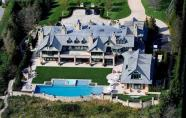 Howard Stern's Southhampton oceanfront home.
