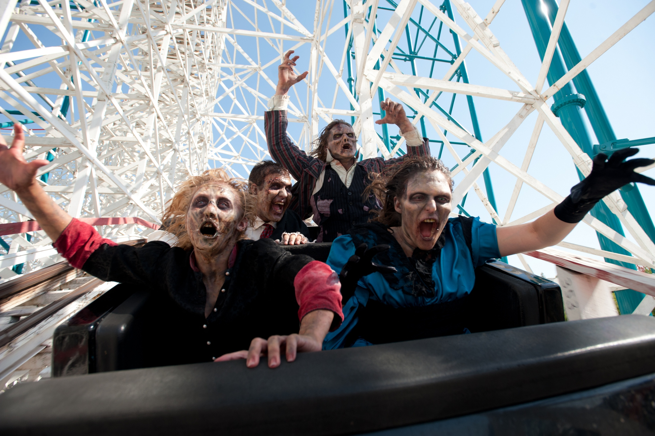 Six Flags Great Adventure Fright Fest Is Back For Its 21st Year
