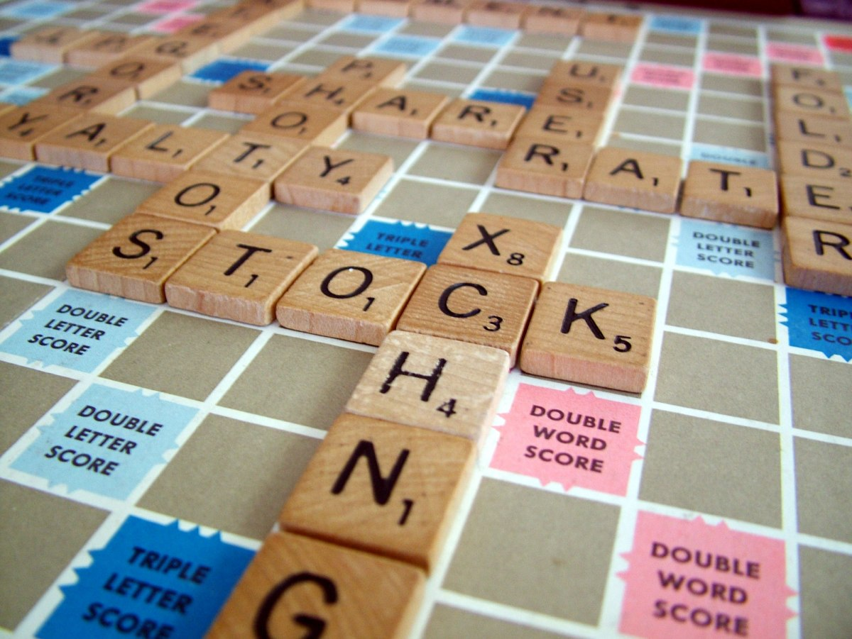SCRABBLE WITH (REAL) FRIENDS BENEFITS THE ARC OF MONMOUTH (sign up here)
