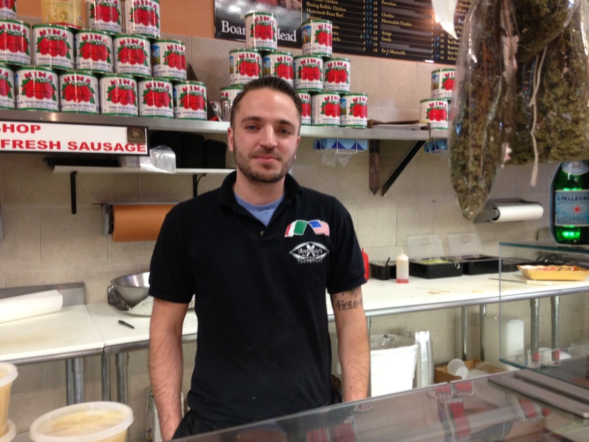 TRADITIONAL & CONTEMPORARY ITALIAN CLASSICS: ANTONIO'S DELI