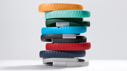 Jawbone Up, a computer on your wrist, tracks your activity, nutrition and sleep to help you manage your health.