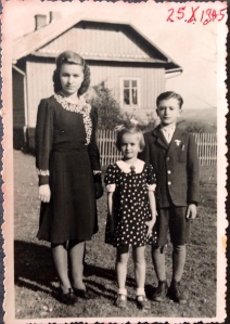 Sophie Virgilio was eight months old, living on a farm in Poland when the Nazis invaded.