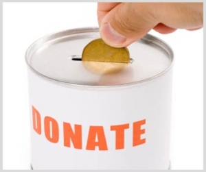 Consider a gift that gives back to a local charity.