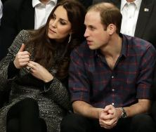 The always handsome and perfectly dressed Prince William could wear any watch in the world.  For everyday, he wears a