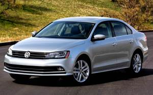 The refreshed 2015 Jetta available at Shrewsbury Volkswagen.  In 2014, Volkswagen of America sold 141,354 Jetta sedans, making it the most popular vehicle in the brand's lineup.