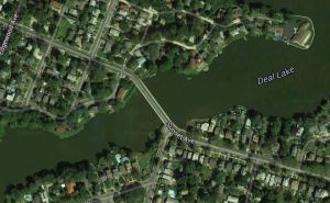 Sunset Avenue Bridge (over Deal Lake) is closing for approximately 16 months, beginning on January 28, 2015.