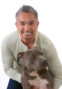 "Cesar Millan shares his dog behavior expertise  in the new season of ""Cesar 911."" Photo courtesy Michael Reuter."