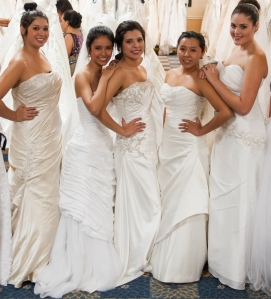 Brides Against Breast Cancer's trunk show is coming to the Berkeley Hotel March 28 and 29.