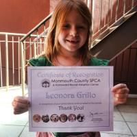 BIRTHDAY PARTY ANIMALS: 6 YEAR OLD COLLECTS DONATIONS FOR SPCA