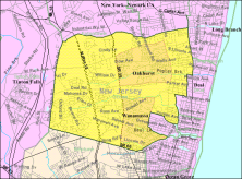 Voting locations for Ocean Township residents in XX districts has changed, effective immediately.