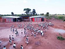 The Malawi school funded and constructed by Asbury Park residents Jon Biondo, Ryan Coutu and Timothy Horman.  They will be hosting a benefit for their charity, Youth of Malawi, Saturday of GLBTI Pride Weekend.