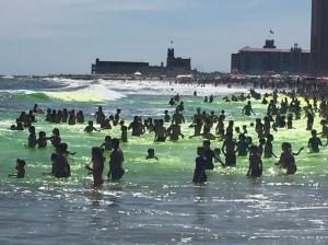 Allenhurst ocean dye