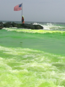 The 72nd ocean dye in Allenhurst is scheduled for Sunday (Sept. 6) at 2 pm.