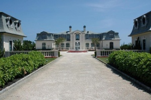 """Belle Mer"" the area's costliest home was listed for $40 million."