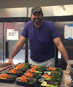"Mike Hollemans, founder and chef of Eat Clean Delivery in Neptune. A former ""bad food"" fanatic, Hollemans offers a meal delivery service and take-out that translates some traditionally unhealthy food into healthy alternatives."