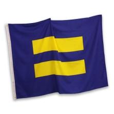 Equality Flag HRC 16