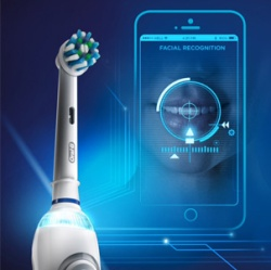 Oral B Genius 8000 toothbrush takes clean mouth to the next level.