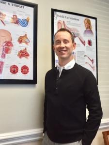 Dr. Seth McAfee